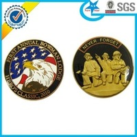 High quality gold coins for collection