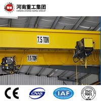 FEM/ISO Standard Single/Double Girder Overhead Traveling/Gantry/Jib Crane