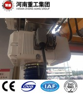 DIN/FEM/ISO Standard 0.25-5t Electric Chain Hoist With CE Certificates