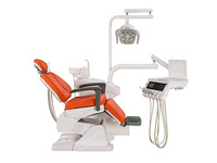 Fda approved Dentist Used dental chair with leather cushion