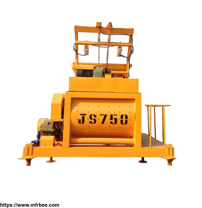 js750_concrete_mixer_machine