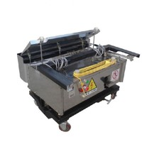 TY680 Automatic Wipe Wall Plastering Machine