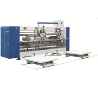 DXS-300 Double head carton stitching machine