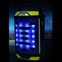 party speaker portable speaker with bluetooth USB SD card
