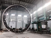 Dryer ring gear manufacturers China, 1-8 meter Diameters customized OEM China factory