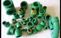 Sell Plastic Pipe Fitting - PPR Pipe Fitting - Cross Made in China info@wanyoumaterial.com