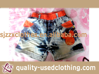 high quality second hand wear Children wear
