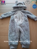 more images of Cute Baby Robe Infant Pajama House Wear Bathrobe