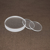 Fire Resistant Quartz Glass Fused Silica Plate For Camera