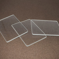 Clear high temperature resistance 5mm plate glass window prices in china