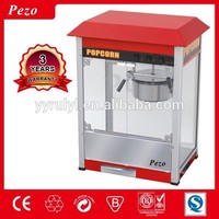 HOT SELLING ELECTRIC AUTOMATIC SWEET POPCORN MACHINE