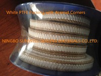 Mixed White PTFE Aramid Packing