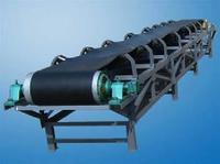 mineral conveying equipment rubber belt conveyor for mineral processing