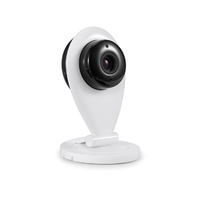 Sricam SP009A CMOS IR-CUT Night Vision Wireless Wifi Alarm Promotion Mini IP Camera,Support Two Way Audio