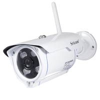Sricam SP007 CMOS P2P HD 720P Wireless Wifi Outdoor Waterproof IR-CUT Night Vision IP Camera with SD Card Slot