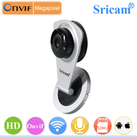 more images of Sricam SP009C Two Way Audio Wireless IEEE 820.11b/g/n Small Video Indoor Camera