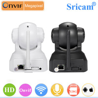 Sricam SP012 Pan Tilt Onvif Protocal Email Alarm Promotion Hot Sale Dome Video Camera with 3.6mm Lens