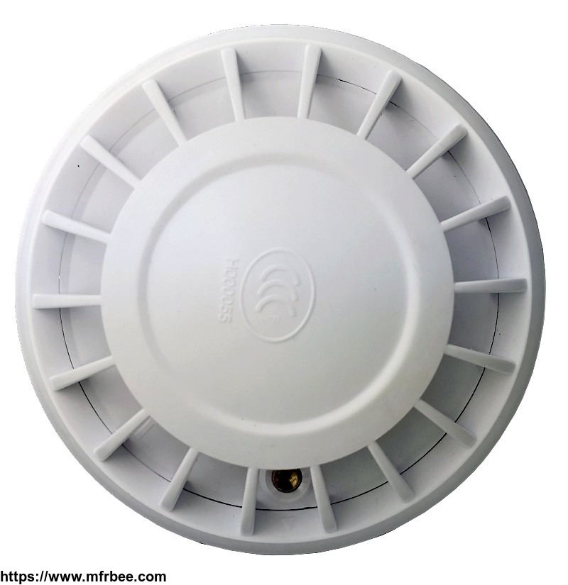 addressable_fire_smoke_detector_with_addressable_fire_alarm_control_system