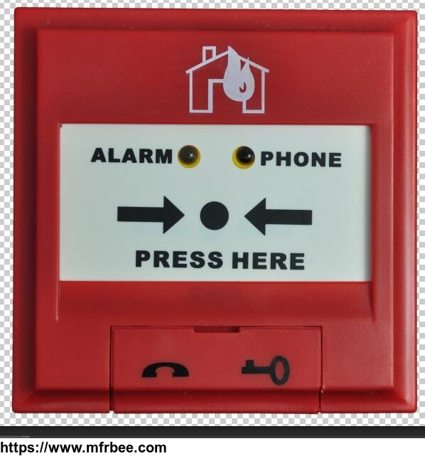 addressable_fire_alarm_manual_call_point_for_addressable_fire_alarm_system