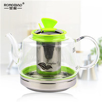 Multifunctional electromagnetic washable kettle/bubble teapot supplier