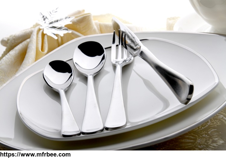 2016_new_18_10_stainless_steel_spoon_knife_forks_flatware_sets_stainless_steel_cutlery_set