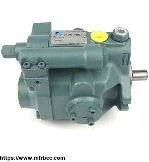 daikin_v_series_piston_pump