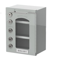 Group Management Control Lock Box(X81-1)