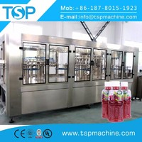 Buleberry juice glass bottle filling machine uk