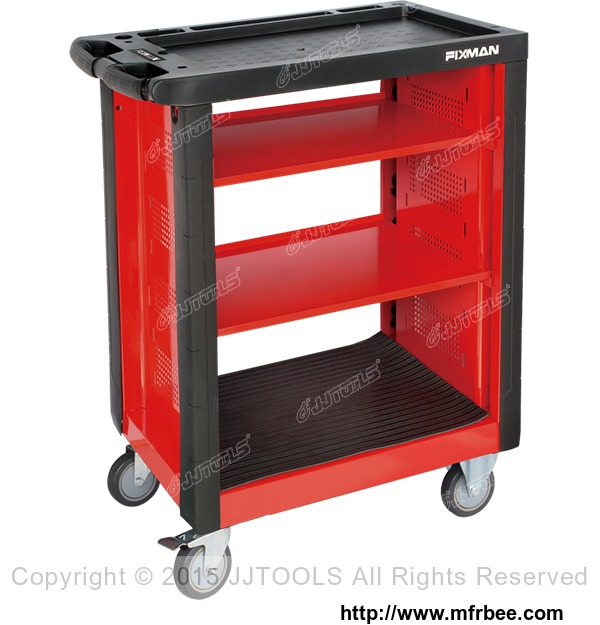 service_trolley_with_plastic_worktop