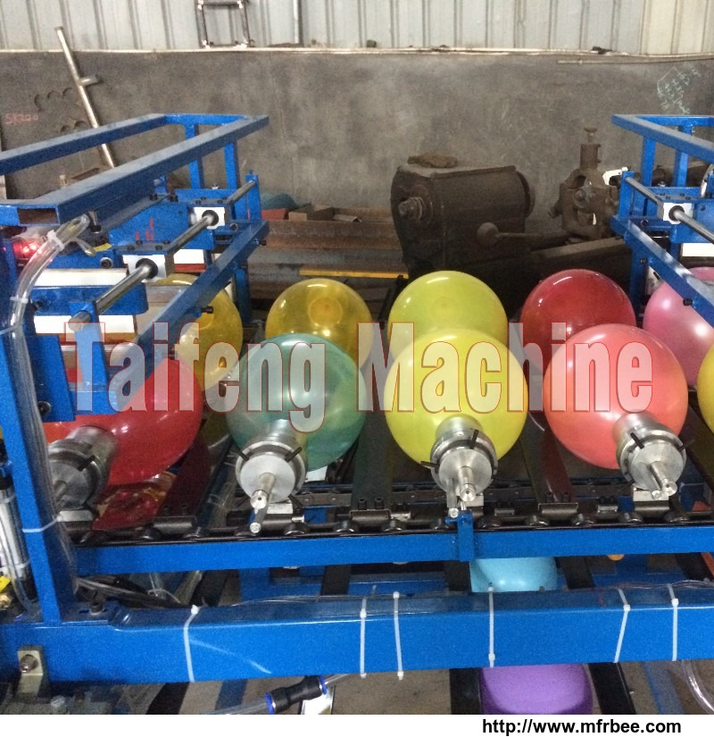 latex_balloon_screen_printing_machine_production_line