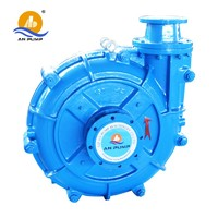 High Efficient Horizontal Heavy Duty Slurry Pump