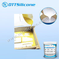 RTV-2 mold making silicone rubber for stone products