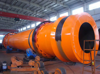 Large Capacity Rotary Drum Dryer for Sale