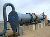 Industrial Rotary Drum Dryer and Sludge Drying Machinery