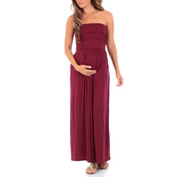 Strapless Maternity Dresses from MotherBee