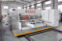4 colors automatic high speed paperboard/carton/cardboard flexo printing machine