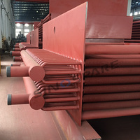 Boiler Steam Header for Cement Plant