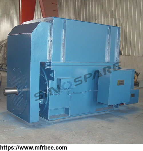 custom_high_voltage_motor_for_cement_plant