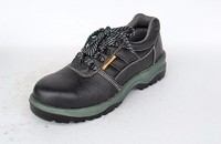 2017 High Quality! Low cut Men's genuine leather safety shoes steel toe,safety foootwear with factory price wholesale