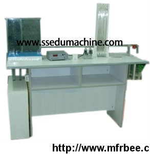 pipes_fluid_friction_venturimeter_hydraulic_bench