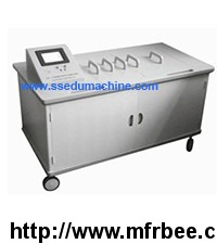 High Speed Directional Control Pulse Punching Metallized Equipment