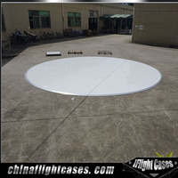 RK Wholesale price outdoor white dance floor for sale