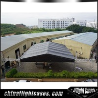 more images of RK Factory Sale Dj Booth Stage Lighting Truss Tent display