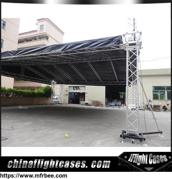 RK aluminum truss / lighting truss stand / led display truss system