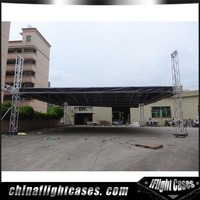 more images of RK aluminum truss / lighting truss stand / led display truss system