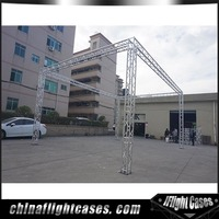 RK High Quality Concert Stage Circle Aluminum Roof Truss System