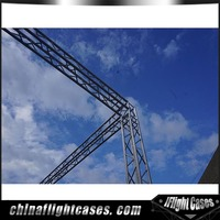 more images of RK High Quality Concert Stage Circle Aluminum Roof Truss System
