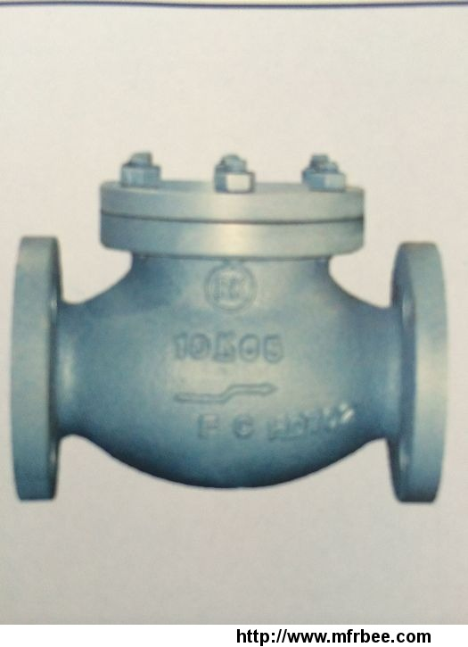 marine_cast_iron_lift_check_globe_valve_jis_f7358_5k