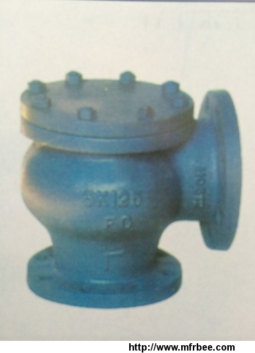 marine_cast_iron_lift_check_angle_valve_jis_f7359_5k