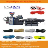 Kingstone Rotary TPU/PP Shoe Sole/Insole Injection Moulding Machine